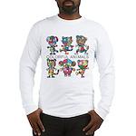 kuuma colorfulall 1 Long Sleeve T-Shirt