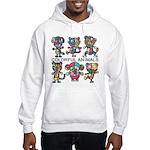 kuuma colorfulall 1 Hooded Sweatshirt