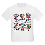 kuuma colorfulall 1 Kids Light T-Shirt