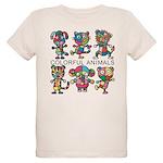 kuuma colorfulall 1 Organic Kids T-Shirt