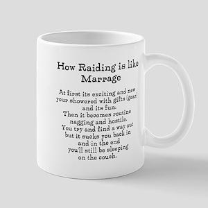Raiding vs Marrage Mug