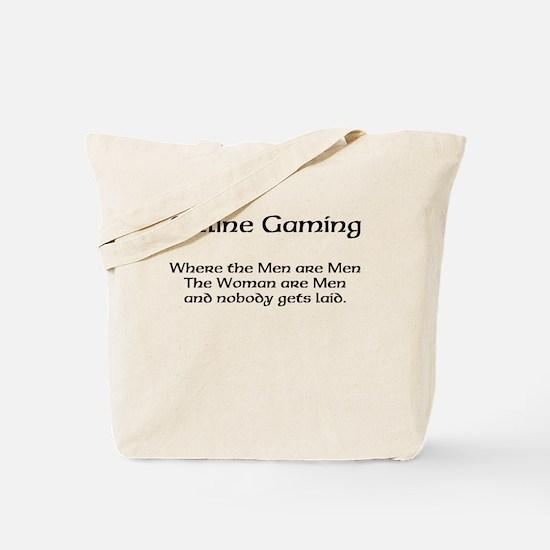 Online Gaming Tote Bag