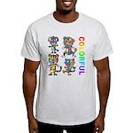 kuuma colorfulall 3 Light T-Shirt