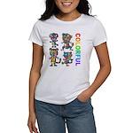kuuma colorfulall 3 Women's T-Shirt