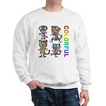 kuuma colorfulall 3 Sweatshirt