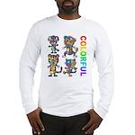 kuuma colorfulall 3 Long Sleeve T-Shirt