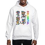 kuuma colorfulall 3 Hooded Sweatshirt