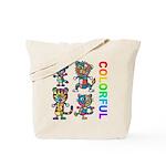 kuuma colorfulall 3 Tote Bag