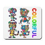 kuuma colorfulall 3 Mousepad