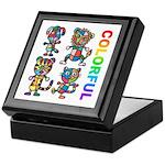 kuuma colorfulall 3 Keepsake Box