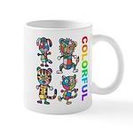 kuuma colorfulall 3 Mug