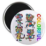 kuuma colorfulall 3 Magnet