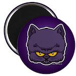 Dark Kitty Magnet