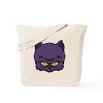 Dark Kitty Tote Bag