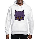 Dark Kitty Hooded Sweatshirt