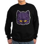 Dark Kitty Sweatshirt (dark)