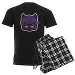 Dark Kitty Men's Dark Pajamas