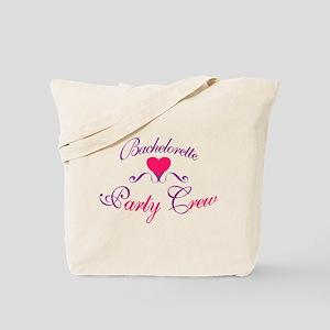 Bachelorette Party Crew Tote Bag