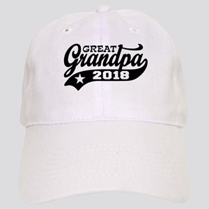 Great Grandpa 2018 Cap