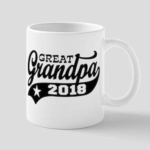 Great Grandpa 2018 11 oz Ceramic Mug