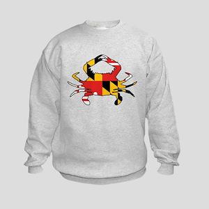 Maryland Crab Sweatshirt