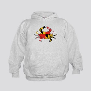 Maryland Crab Sweatshirt