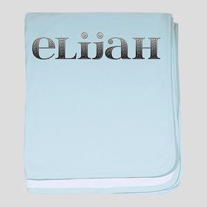 Elijah Carved Metal baby blanket