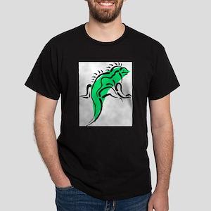 Iguana100 Black T-Shirt