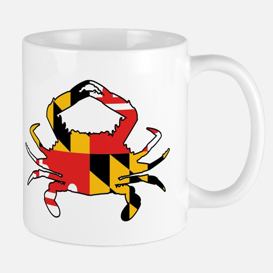 Maryland Crab Mugs