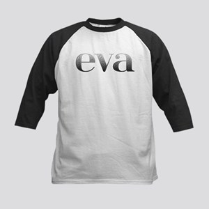 Eva Carved Metal Kids Baseball Jersey