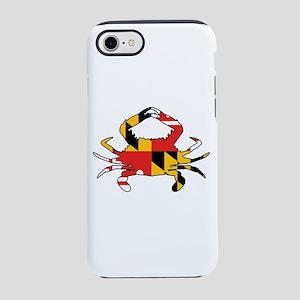 Maryland Crab iPhone 7 Tough Case