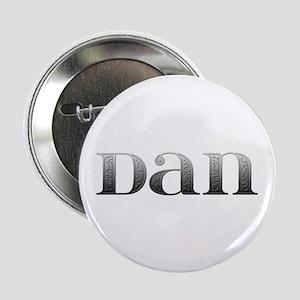 Dan Carved Metal Button