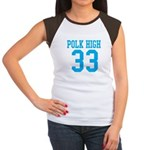 Polk High Women's Cap Sleeve T-Shirt