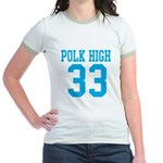 Polk High Jr. Ringer T-Shirt