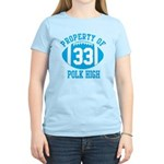 Property of Polk High Women's Light T-Shirt