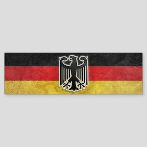 Bundesadler - German Eagle Sticker (Bumper)