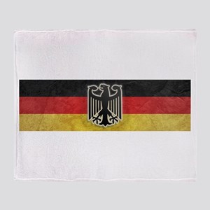 Bundesadler - German Eagle Throw Blanket