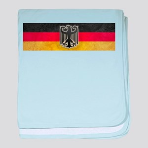 Bundesadler - German Eagle baby blanket