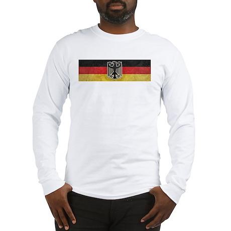Bundesadler - German Eagle Long Sleeve T-Shirt