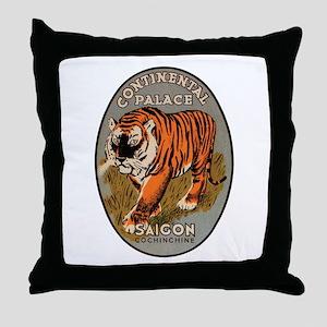 Saigon Throw Pillow