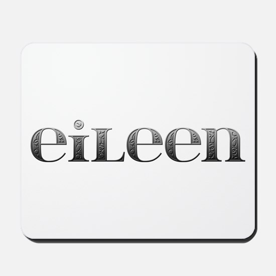 Eileen Carved Metal Mousepad