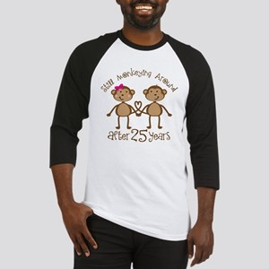 25th Anniversary Love Monkeys Baseball Jersey