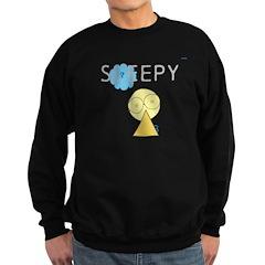 OYOOS Sleepy design Sweatshirt (dark)