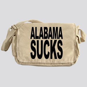 Alabama Sucks Messenger Bag