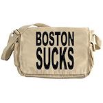 Boston Sucks Messenger Bag