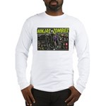 Ninjas vs. Zombies Long Sleeve T-Shirt