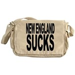 New England Sucks Messenger Bag