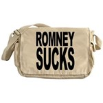 Romney Sucks Messenger Bag