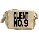 Client No. 9 Messenger Bag