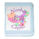 Nanhai China baby blanket